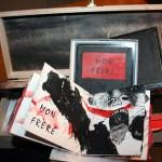 Ressentir mes maux à travers leurs mots—Projet Boîtes de Pandore—2012