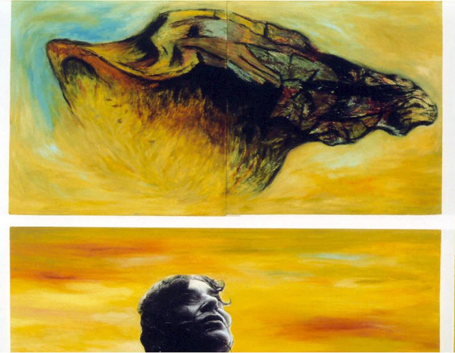peintures  collages   celinegoudreau com