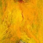 Transmutation—1990 —Acrylique sur toile—152,5 x 91 cm
