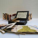 Zocalo, 25 ans-Livre ouvert-Collagraphie, pointe sèche et collage sur papier